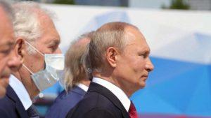 Putin naredio održavanje vojnih vežbi sa 150.000 vojnika