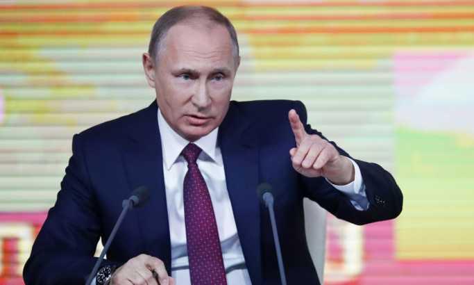Putin o bitkoinu: Rizik je ogroman
