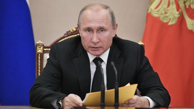 Putin obećao recipročan odgovor na američku raketnu probu