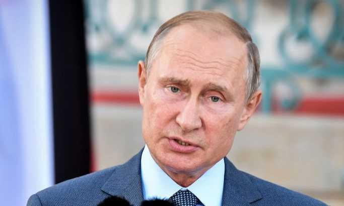 Putin odleteo iz Srbije