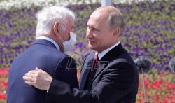 Putin ponovo u javnosti posle dva meseca izolacije zbog korona virusa