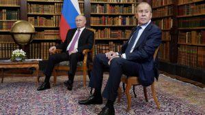 Putin postavio Lavrova i Šojgua na čelo izborne liste Jedinstvene Rusije
