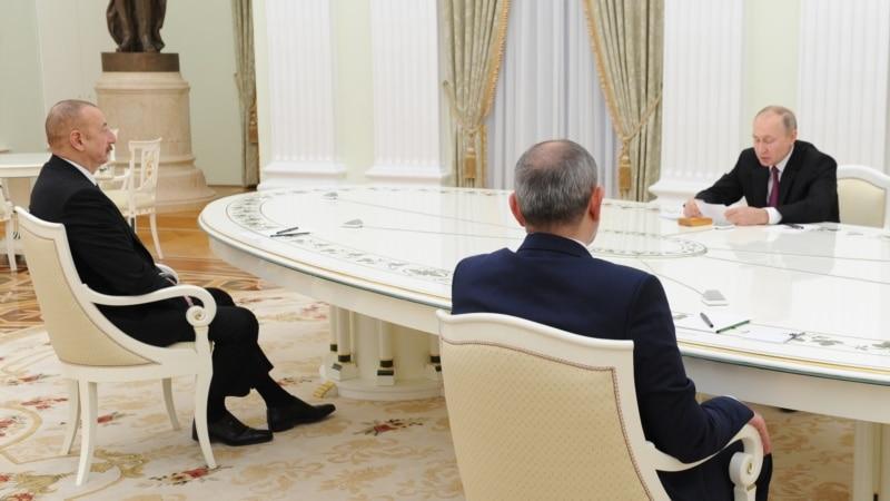 Putin poziva na poštovanje sporazuma o primirju na Nagorno-Karabahu