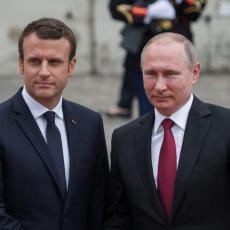 Putin pozvao Makrona na vojnu paradu 24. juna