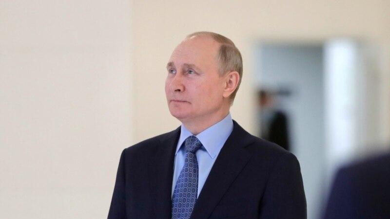 Putin primio drugu dozu vakcine protiv COVID-a 19