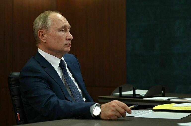 Putin produžio ekonomske mere do kraja 2022. godine kao odgovor na sankcije Rusiji