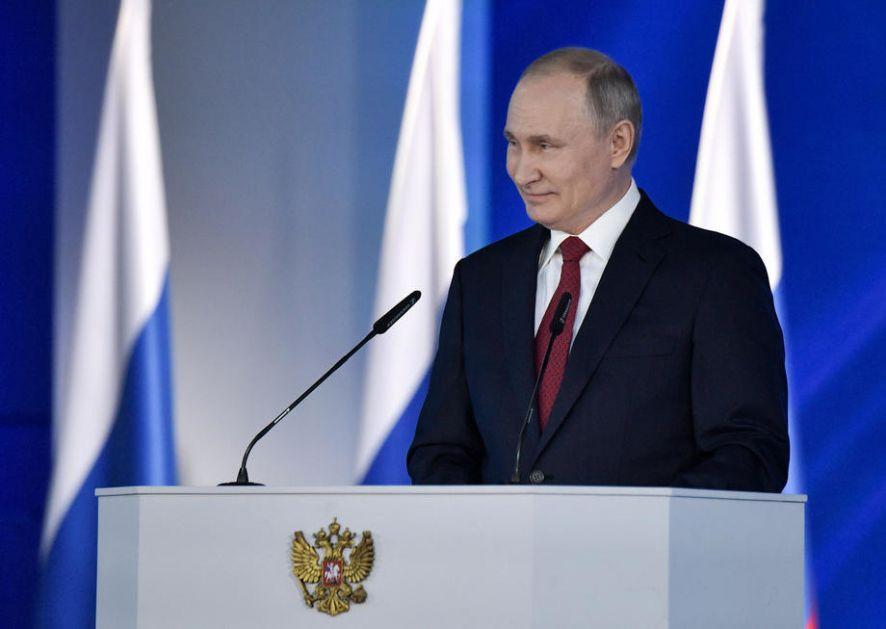 Putin protiv doživotnog mandata predsednika države