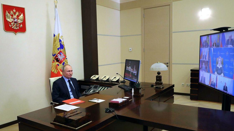 Putin sa članovima Saveta bezbednosti Rusije razgovarao o strateškoj stabilnosti