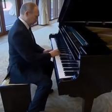 Putin svira Bože pravde?! Snimak se širi internetom, ljudi ne veruju, a evo šta je ISTINA (VIDEO)