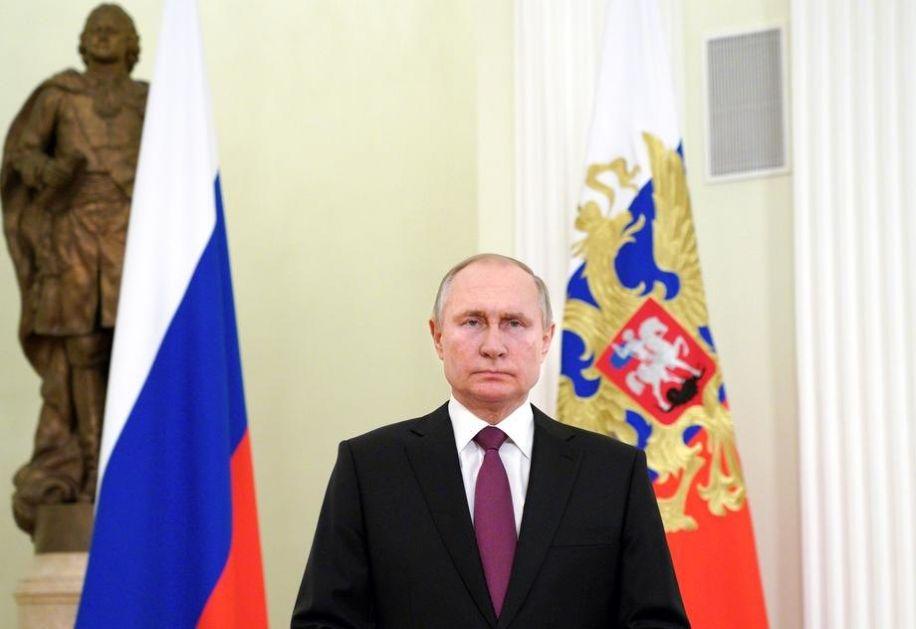 Putin: Rusija ostaje svemirska sila