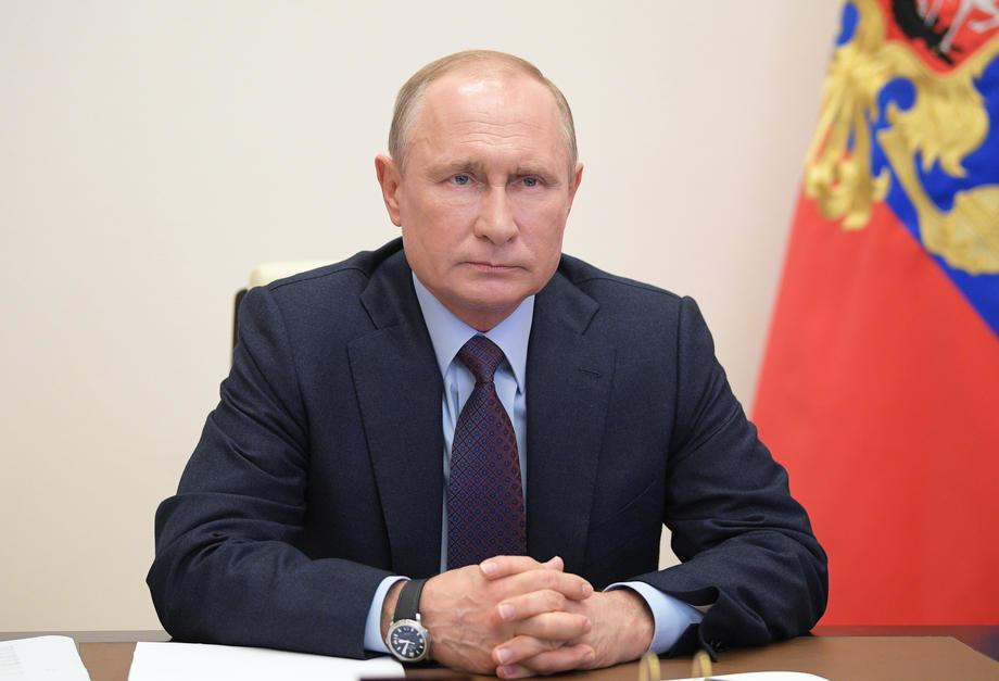 Putin u poseti Srbiji čim se epidemiološka situacija popravi