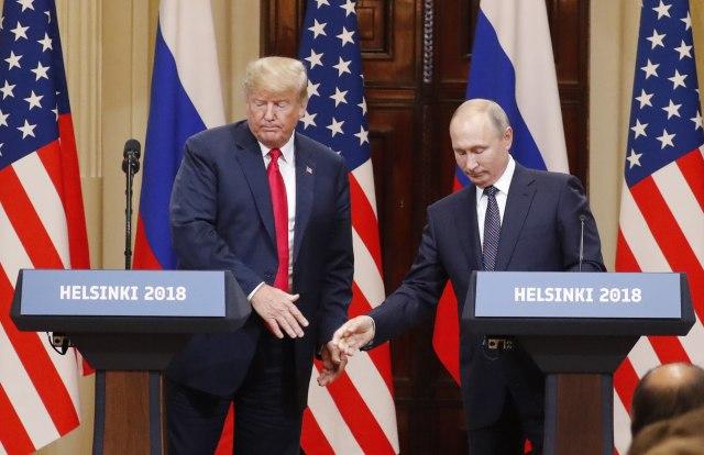 Putin vs. Tramp: Ko je zaista naftni kralj
