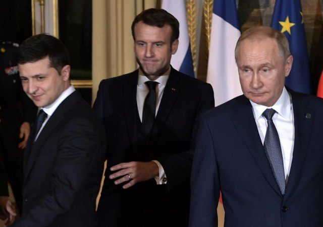 Putin zadovoljan razgovorom sa Zelenskim VIDEO