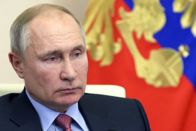 Putinova tajna palata? Obezbeđena s kopna, iz mora i vazduha VIDEO/FOTO