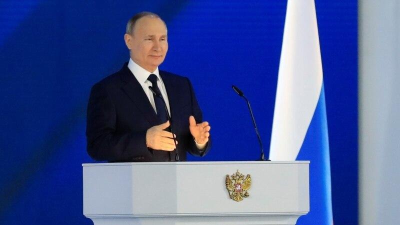 Putin u obraćanju naciji: Kajaće se svako ko ugrozi rusku bezbednost