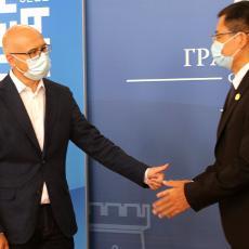 RADIĆEMO BRZO, KVALITETNO I ODGOVORNO VELIKE INVESTICIJE: Kinezi ulažu ogroman novac u srpske puteve
