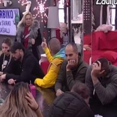 RADIM PO CELU NOĆ! Marija Kulić u okršaju sa Čorbom, pa ga napala zbog izležavanja!