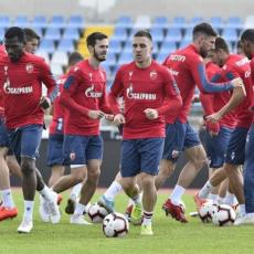 RADNO NA KIPRU: Najvažniji trening fudbalera Zvezde do sad sa Dejanom Stankovićem (FOTO)