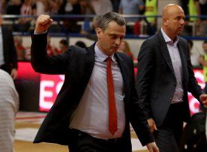 RADONJIĆ POZIVA NA OPREZ: Pogledajte šta je trener crveno-belih zamerio svojim igračima nakon pobede!