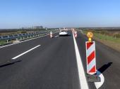 RADOVI na delu autoputa ka Nišu: Zatvorena jedna traka