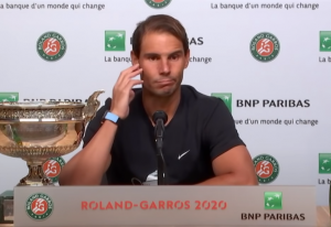 RAFAEL NADAL: 'Novak je postigao još jedan veliki uspeh'