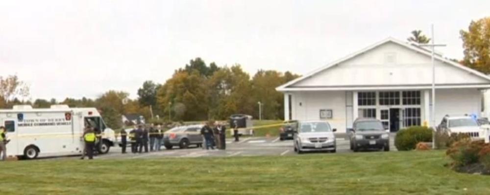 RAFALI U AMERIČKOJ CRKVI: U drugoj masovnoj pucnjavi danas u SAD povređene 4 osobe (VIDEO)