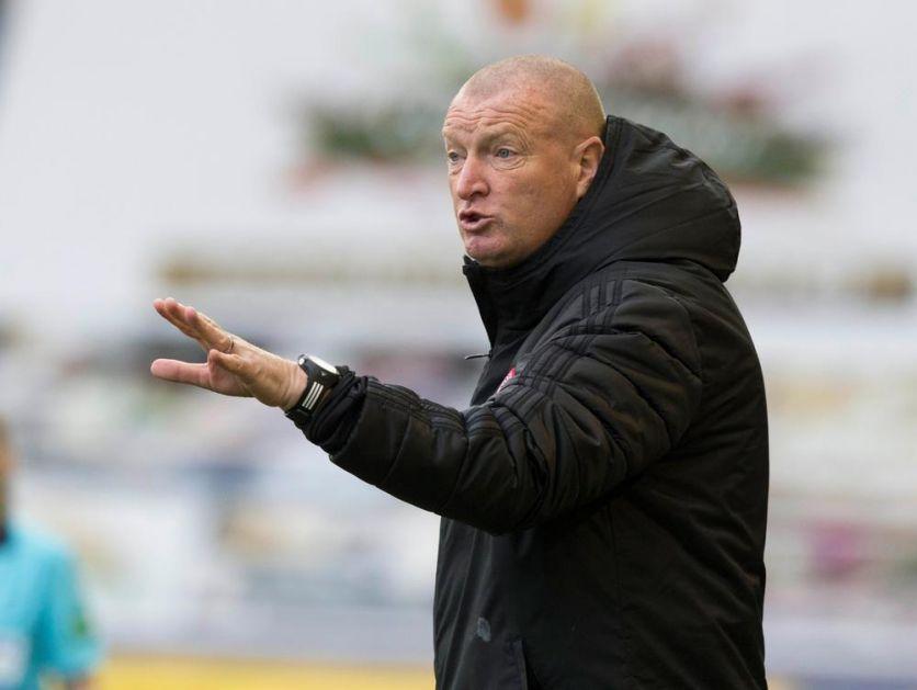 RAJSU SE VRATILA BOLEST: Škotski trener sam sebe prijavio zbog kršenja pravila o klađenju