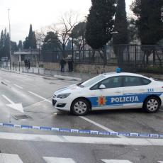 RANJEN NOŽEM PA POBEGAO IZ BOLNICE: Policija u Nikšiću ostala u čudu