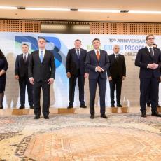 KAKO ĆE KOLO BEZ KOKANA Komšiću smeta što se Dodik umešao u raspravu -  Vjosa nije umela da UĆUTI na sastanku