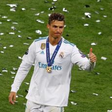 RASTALI SE BIVŠI SAIGRAČI: Ronaldo je OTIŠAO, a MARSELO mu rekao DOVIĐENJA (FOTO)