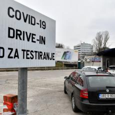 RASTE BROJ PREMINULIH OD KORONE U BiH: U jednom danu umrlo 76 osoba
