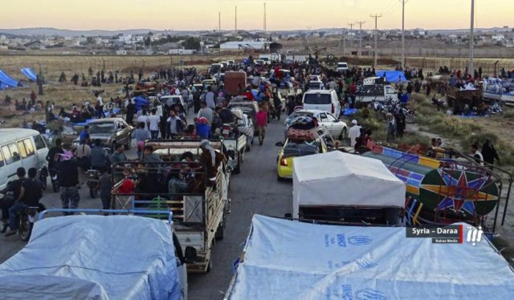 RASTE ZABRINUTOST ZBOG NOVE OFANZIVE U SIRIJI: Ovo bi moglo da pokrene raseljavanja 300.000 ljudi! (VIDEO)