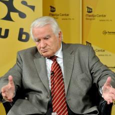 RASULO U DS: Oterali Mićunovića sa govornice, optužio ih za diktaturu! Podela zbog Dveri i Saveza za Srbiju