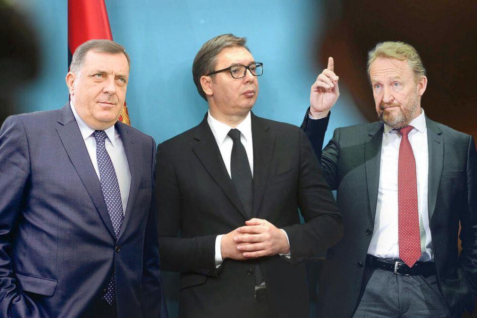 RAT? NE PADA NAM NA PAMET! VUČIĆ: Srbija ne razmišlja o tome, NEODGOVORNI DAJU TAKVE IZJAVE!