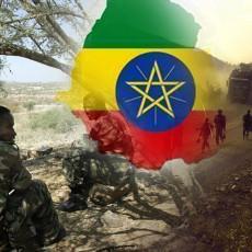 RATNI POKLIČI I BUBNJEVI NA ULICAMA ADIS ABEBE: Hiljade mladića i devojaka dalo zakletvu, etiopska vojska kreće u NOVI RAT!