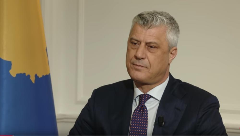 RAZGOVARAO S AMBASADORIMA KVINTE: Tači se dogovarao o novoj tzv. vladi Kosova