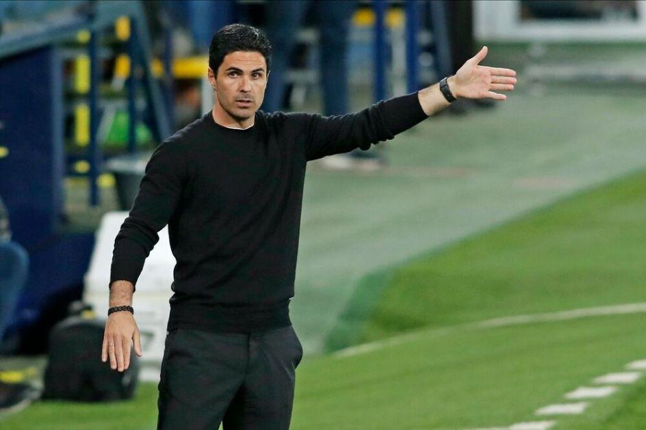 RAZORENI SMO! Arsenal eliminisan iz LE, a Artreta poručuje: Dokazaću da zaslužujem da budem trener Arsenala