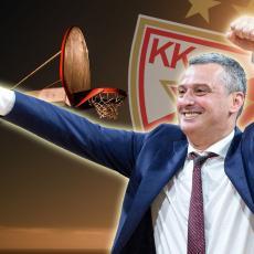 REAL NIJE JEDINI: Ovo su NAJVEĆE Radonjićeve pobede na klupi Zvezde (VIDEO)