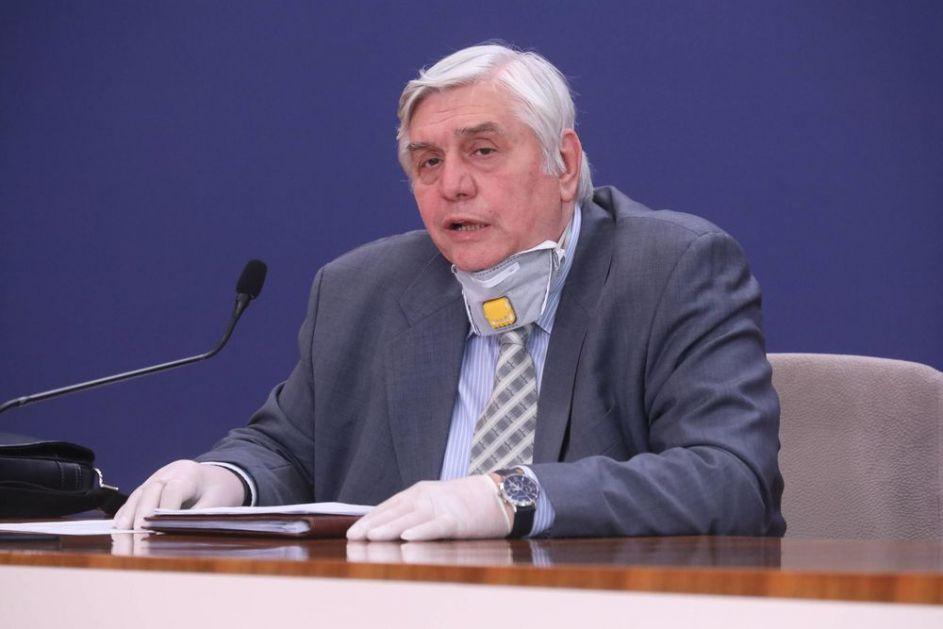 REČI EPIDEMIOLOGA SU UZNEMIRUJUĆE: Tiodorović najavljuje novi pik epidemije, a evo kada ga očekuje