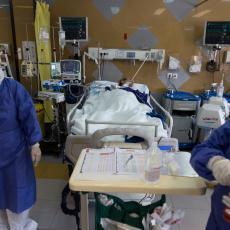REGION TONE U ZDRAVSTVENU KRIZU: Srbija i dalje odoleva trećem talasu smrtonosnog korona virusa
