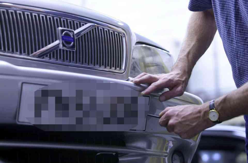 REKAO JE TO, ILI NIŠTA! Biznismen platio čak 4.300.000 evra za OVE registarske tablice! (FOTO)