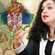 REKLA I OSTALA ŽIVA: Vjosa Osmani izjavila da Srbija nije sprovela dve trećine Briselskog sporazuma - ko je ovde lud?