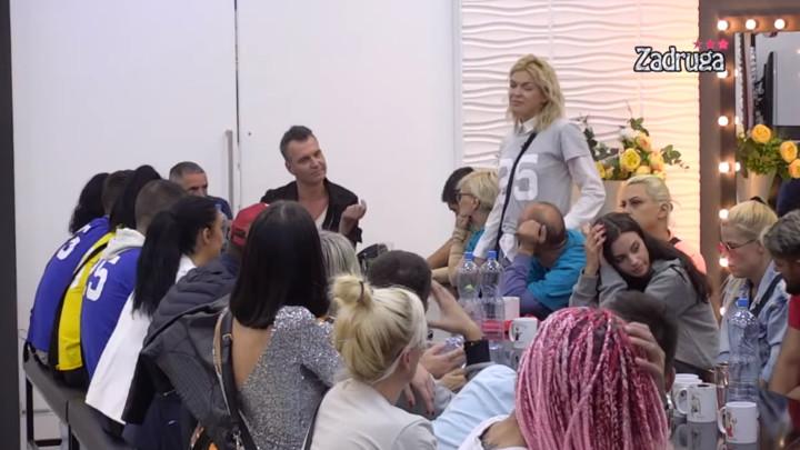 REKLA JE DA ĆE SMUVATI MATEJU ZA DESET DANA: Zadrugarka raskrinkala Ninu Babić, ona nije znala šta ju je snašlo! (VIDEO)