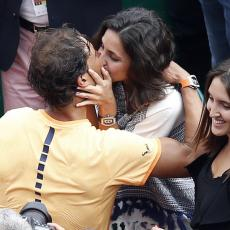 REKLA JE DA: Venčali se Rafael Nadal i Ćiska! Na svadbi Španca usledila je JURNJAVA, evo i zbog ČEGA!