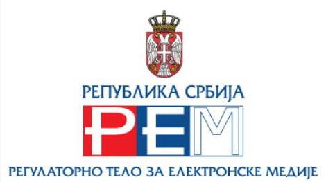 REM odložio plaćanje naknada emiterima, izveštaj o zastupljenosti u kampanji