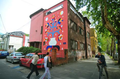 Remedov povratak nakon brisanja murala u novom sadu for Mural u vukovarskoj ulici