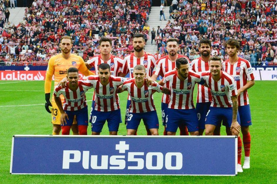 REMI U MADRIDU: Atletiko propustio priliku da preuzme prvo mesto