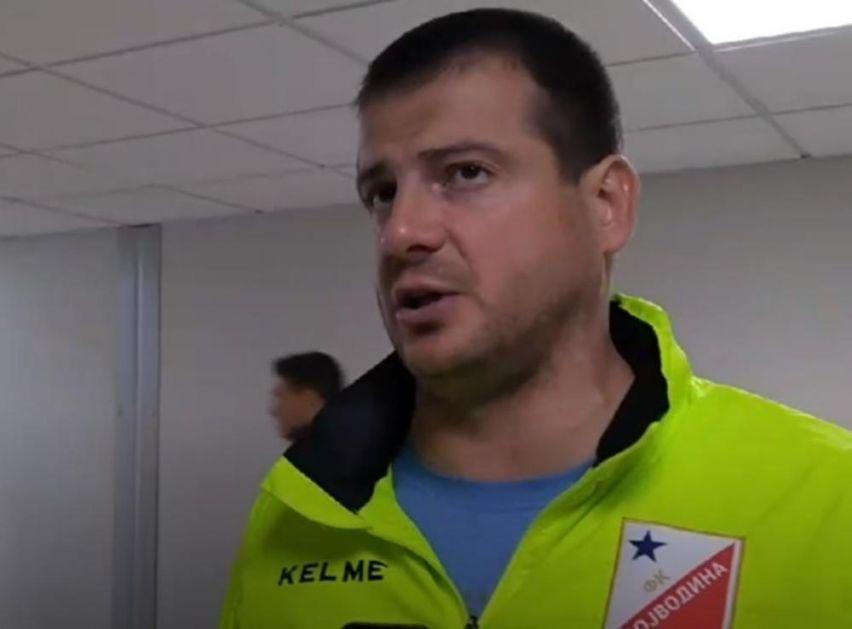 REMI ZA VOŠU KAO PORAZ: Nenad Lalatović nezadovoljan bodom osvojenim protiv Javora, a evo i zašto