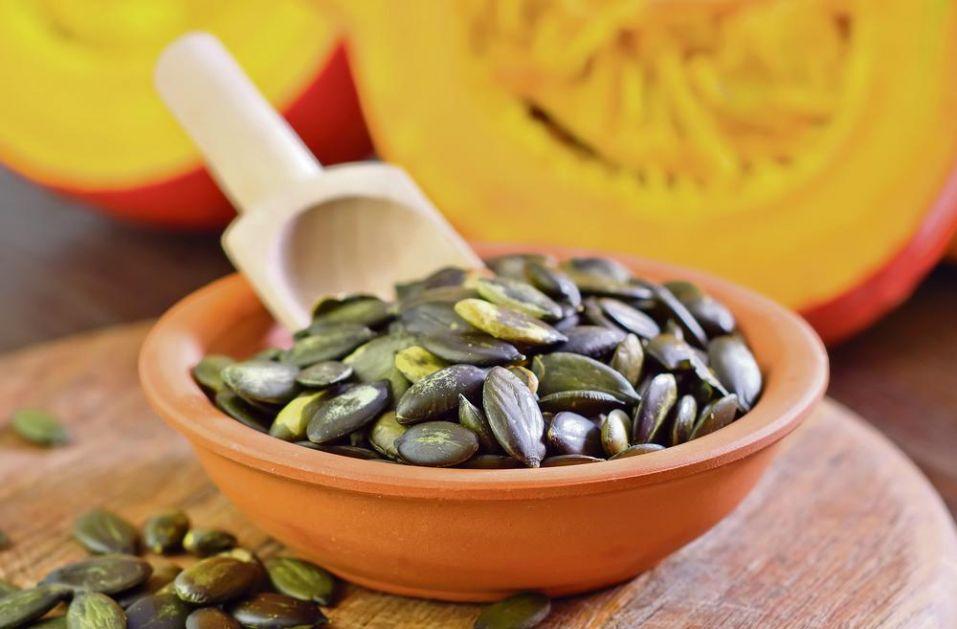 REŠAVA OSAM ZDRAVSTVENIH PROBLEMA: Semenke bundeve ublažavaju valunge