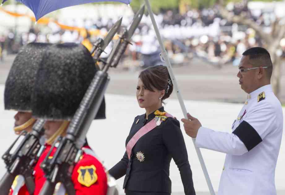 REŠENA IZBORNA DRAMA: Tajlandska princeza ne može da bude kandidat za premijera